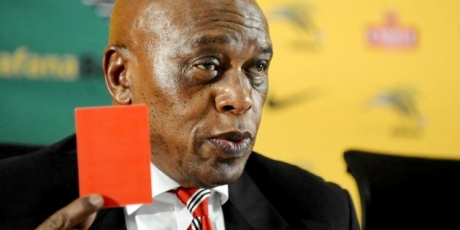 Sexwale: Give Soccer Apartheid in Palestine the Red Card