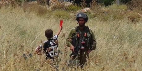 FIFA: Give Israeli Settlements the Red Card