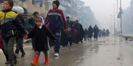 Alep: arrêtons le massacre
