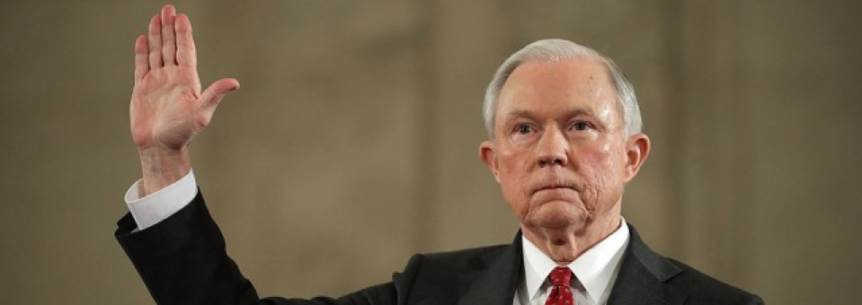 Sessions: Resign now!