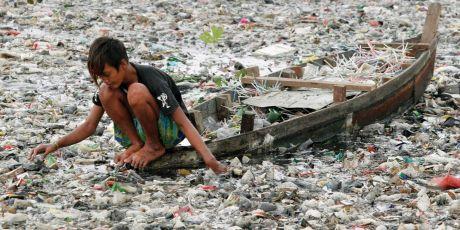 Σώστε τις θάλασσές μας - Τέλος στα πλαστικά σκουπίδια!