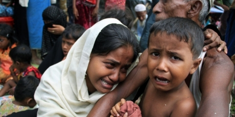 End Support for Burma's Butchers