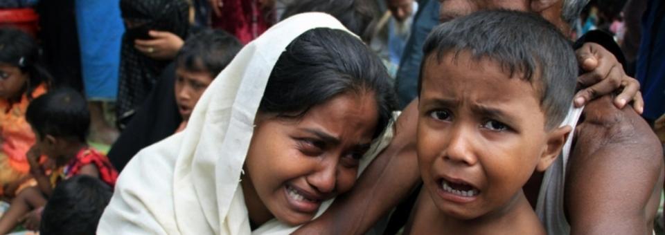 Parem de apoiar os matadores de Mianmar