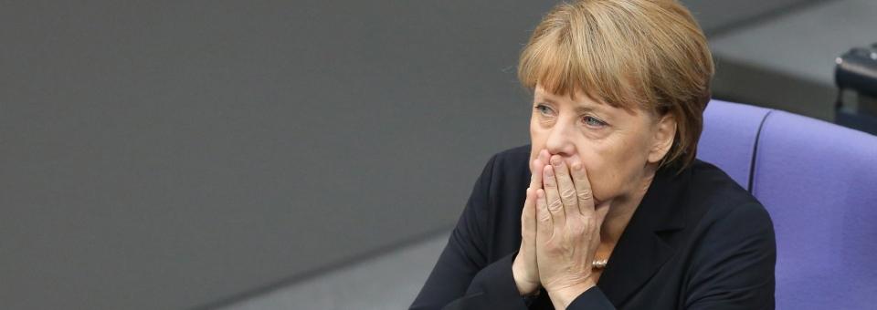 Sehr geehrte Frau Merkel...