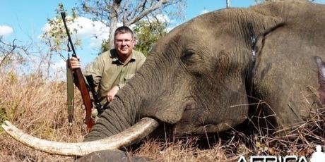 Sickening Trumps Just Given The Greenlight For Bloodthirsty American Hunters To Murder Elephants In Africa And Bring Their Heads Home As Trophies