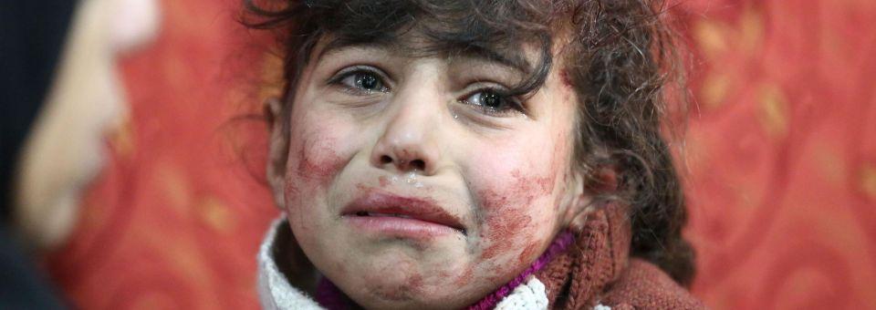 الجحيم على الأرض - أنقذوا أطفال سوريا