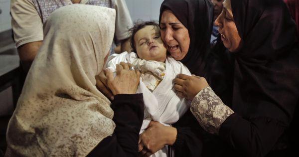 End the Gaza massacre