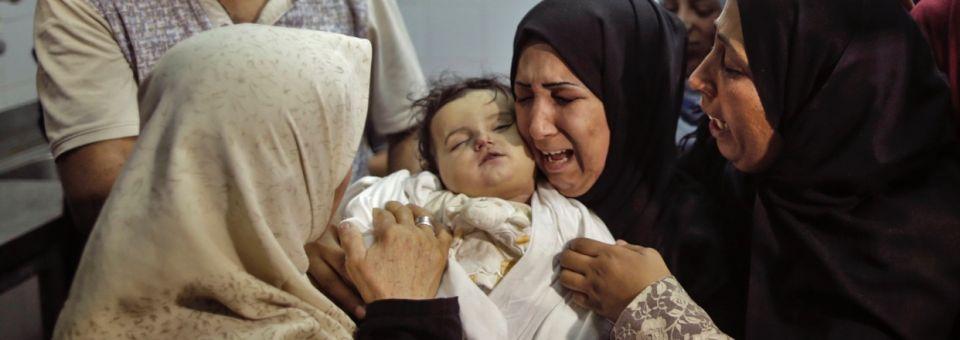 Palestinian Lives Matter!<br>Sanction Israel