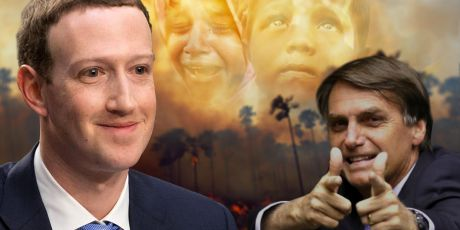 Zuckerberg: Clean up WhatsApp!