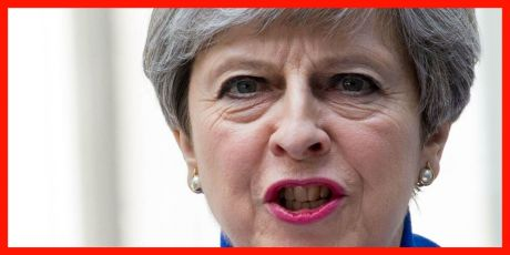 MPs: Reject May's Rotten Brexit Deal!