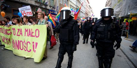 EU: Stand with Poland's LGBT communities