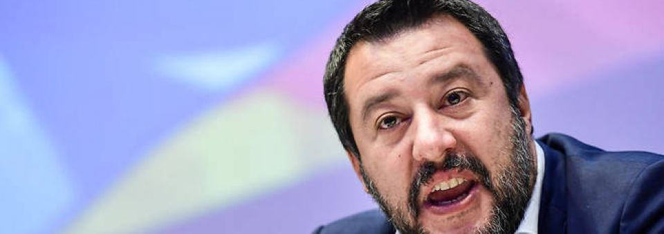 Caro Salvini...
