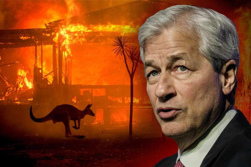 JPMorgan Chase: Green your trillions!