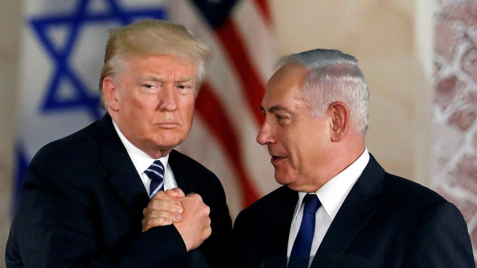 Non au plan de Trump pour le Moyen-Orient