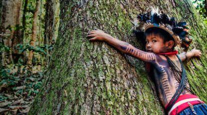 Nie pozwólmy Amazonii spłonąć!