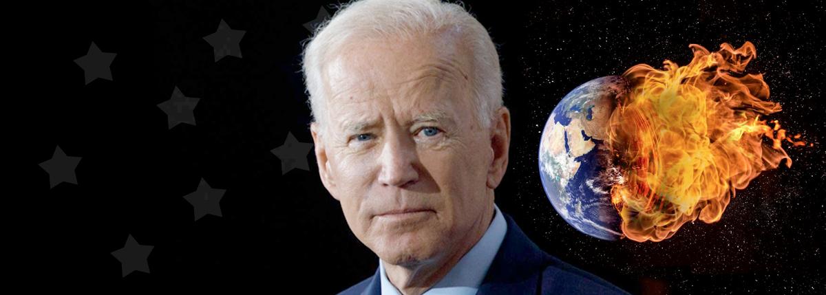 Dear Mr Biden...
