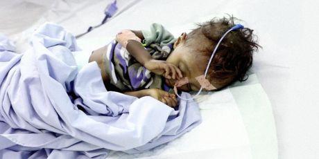 Retten Sie Leben im Jemen
