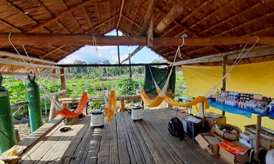 Avaaz : Nous ne pouvons pas sauver l'Amazonie sans ceux que la forêt abrite AmazonAid6