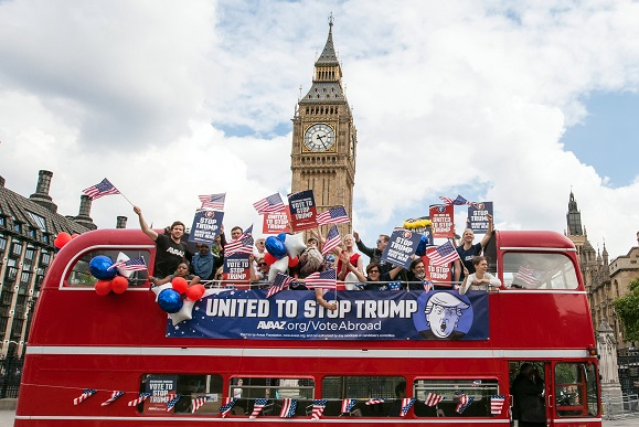UK e US uniti per fermare Trump