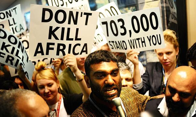 Climate talks: Keeping Hope Alive