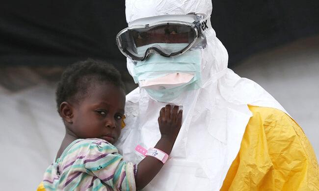 Beating back Ebola