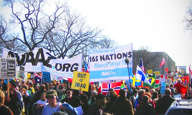 Peace for Iraqis, by Iraqis