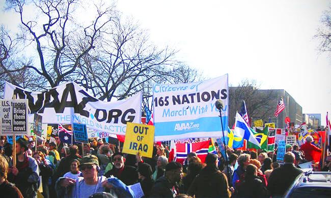 Frieden für Iraker, von Irakern
