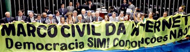 Сетевой нейтралитет в Бразилии