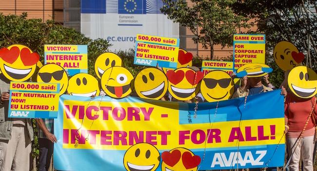 Netzneutralität EU