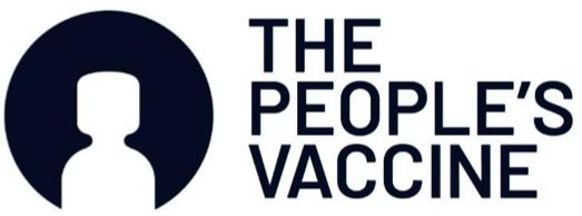 People's vaccine alliance : la pétition mondiale pour des vaccins accessibles à tous Peoples_Vaccine_logo