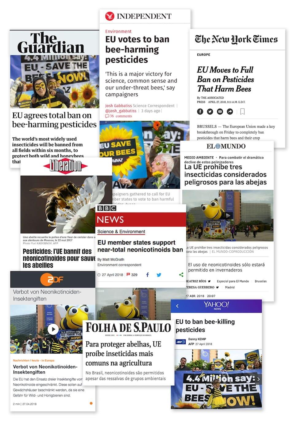 Pesticides tueurs d'abeilles : la mobilisation par pétition a porté ses fruits (communiqué de  Avaaz) Avaaz_bees_mashup_V2_rsz