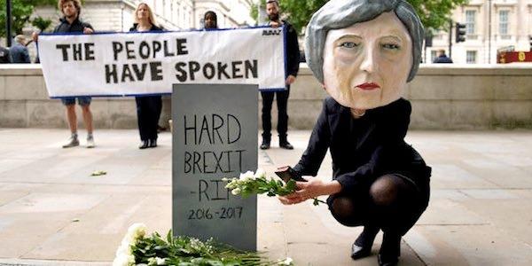 Ora la Brexit non è più scontata