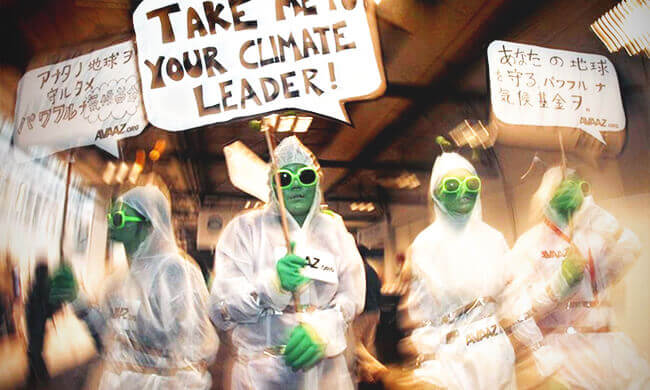 Copenhagen Climate Summit