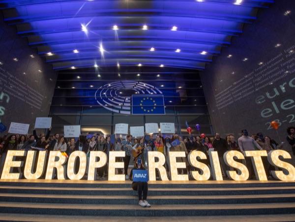 Europe resists