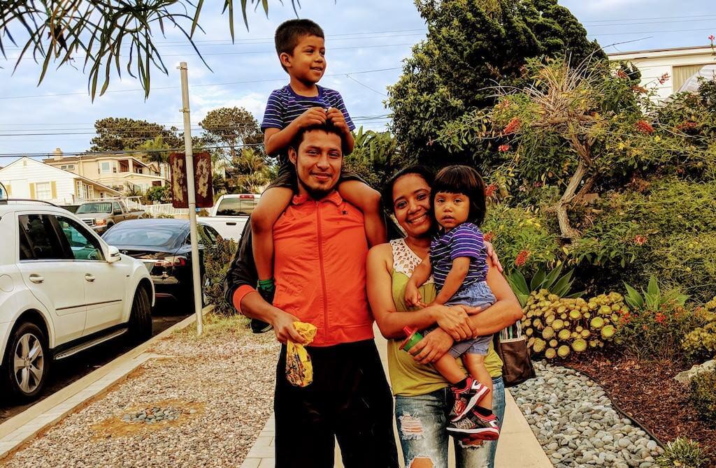 Mateo family