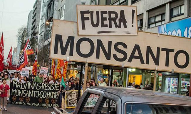 ¡Adiós, Monsanto!
