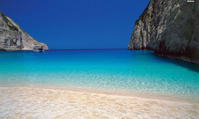 Saving Greek coast from development