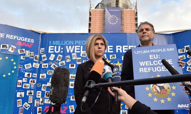 A humane European refugee policy