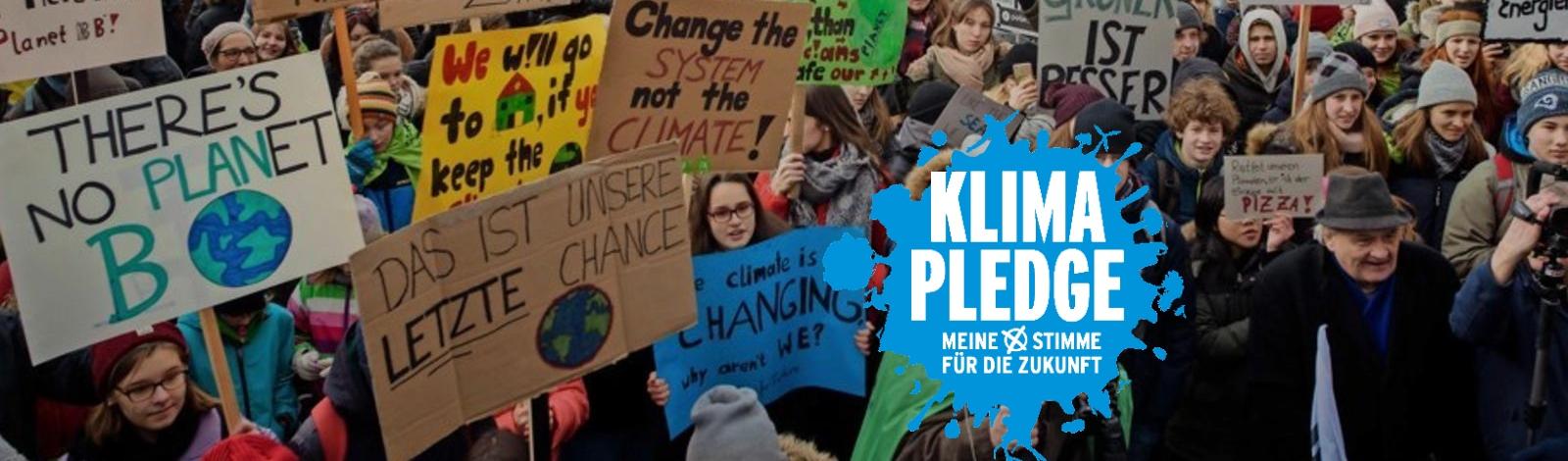 Klima Pledge