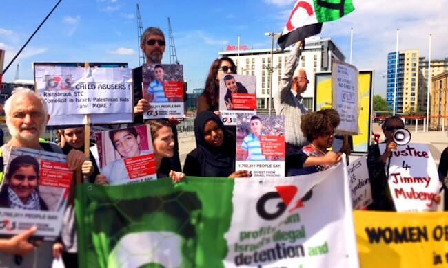 Palästina: Die Besetzung beenden