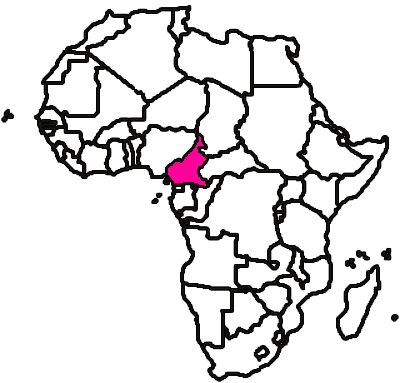 Avaaz Quiz African Geography - Kiribati map quiz