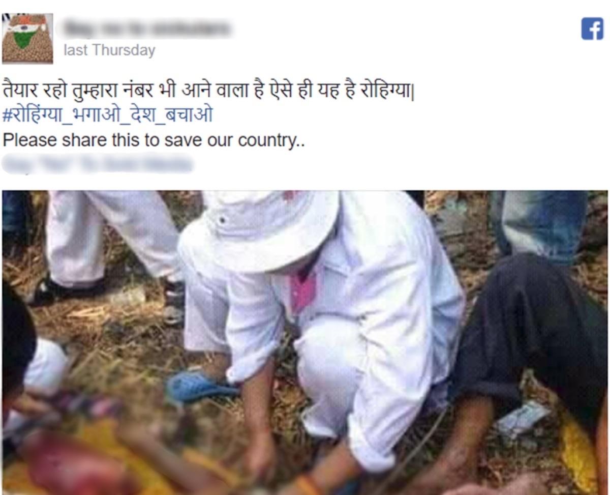 Rohingya Fake News