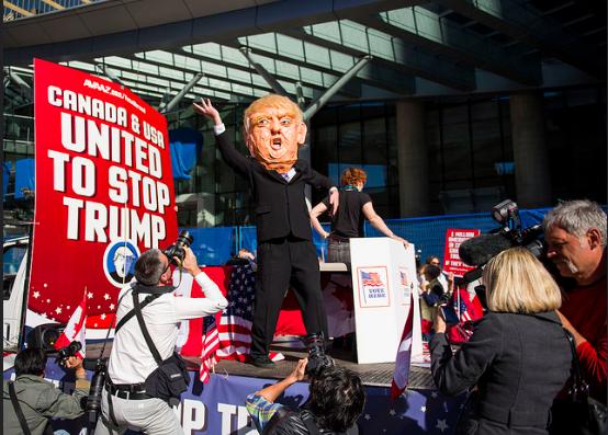 Canada e USA uniti per fermare Trump