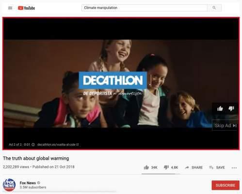Decathlon Ad
