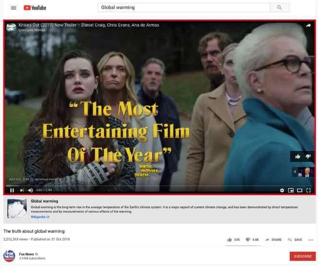 Lionsgate Ad