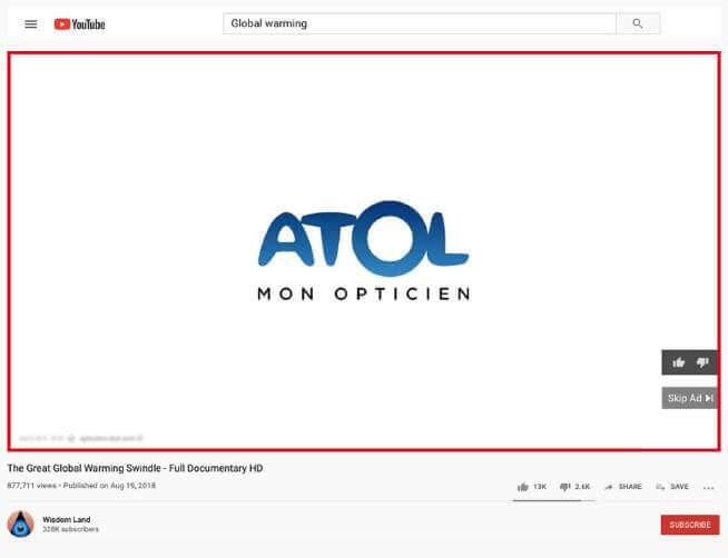 ATOL Ad